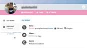 LovePedia Profili