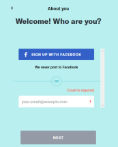 OkCupid Registrazione