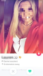 Tinder Profilo