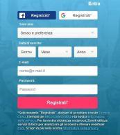 Zoosk Registrazione