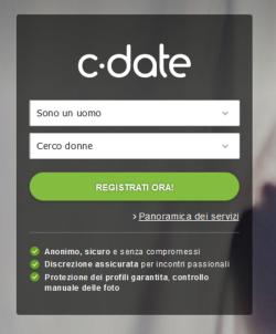 Cdate Registrazione