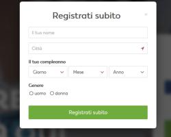 Lovoo Registrazione